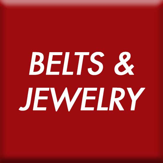 Belts and Jewelry