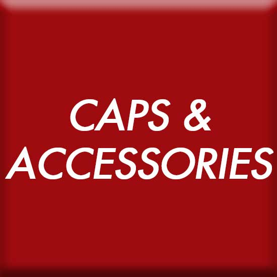 Caps and Accessories